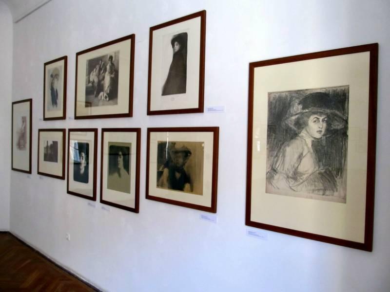 eac8afdf32 Különleges kiállítás nyílt június 21-én a Rómer Flóris Művészeti és  Történeti Múzeum Napóleon-házában: a Magyar Képzőművészeti Egyetem egykori  kiváló ...