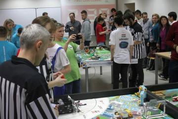 Mobilis Bits FIRST LEGO League