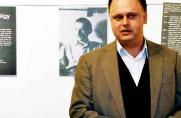 Talabér Gyula kiállítás VOKE 14