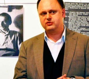 Talabér Gyula kiállítás VOKE 15