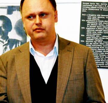 Talabér Gyula kiállítás VOKE 16
