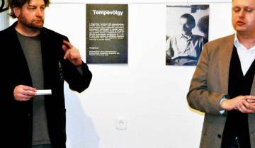 Talabér Gyula kiállítás VOKE 17