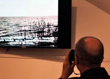 Talabér Gyula kiállítás VOKE 18