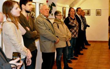 Talabér Gyula kiállítás VOKE 21