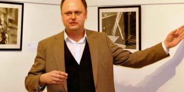 Talabér Gyula kiállítás VOKE 25