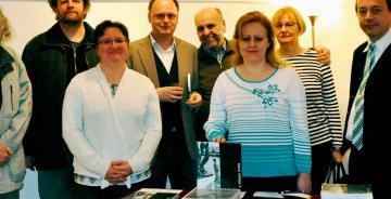 Talabér Gyula kiállítás VOKE 31