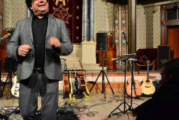 Gerendás Péter Bob Dylan-koncert 24