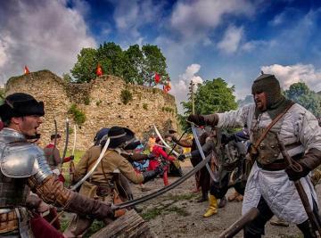 Tatai Patara 1597 Török kori Történelmi Fesztivál 01