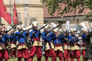 Tatai Patara 1597 Török kori Történelmi Fesztivál 04