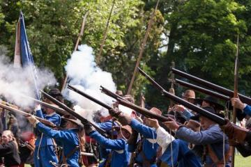 Tatai Patara 1597 Török kori Történelmi Fesztivál 06