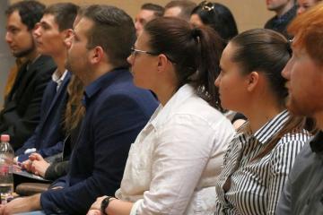 Széchenyi Egyetemi Napok 2018 sajtótájékoztató 03