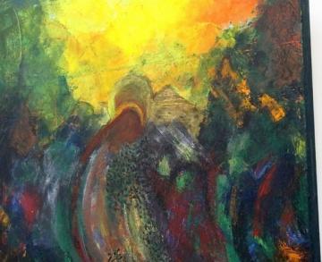 Festőkés Stenger Györgyi kiállítása 03