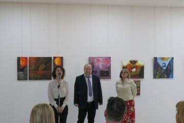 Festőkés Stenger Györgyi kiállítása 05