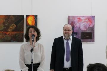 Festőkés Stenger Györgyi kiállítása 06