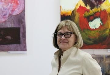 Festőkés Stenger Györgyi kiállítása 07