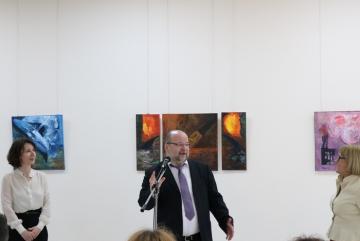 Festőkés Stenger Györgyi kiállítása 08