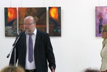 Festőkés Stenger Györgyi kiállítása 09