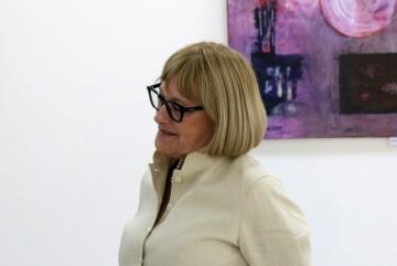 Festőkés Stenger Györgyi kiállítása 10