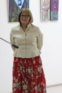 Festőkés Stenger Györgyi kiállítása 16