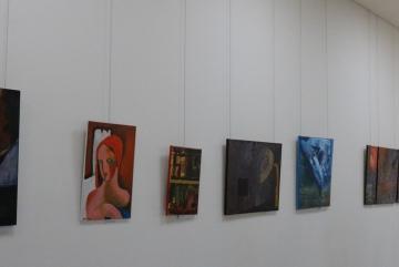 Festőkés Stenger Györgyi kiállítása 19