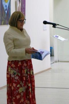 Festőkés Stenger Györgyi kiállítása 20