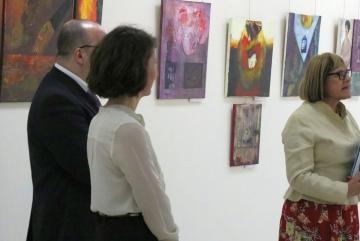 Festőkés Stenger Györgyi kiállítása 22