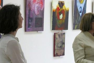 Festőkés Stenger Györgyi kiállítása 23