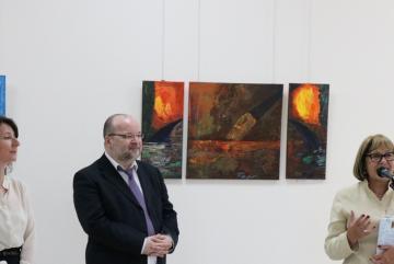 Festőkés Stenger Györgyi kiállítása 24