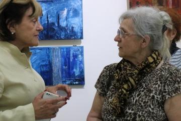 Festőkés Stenger Györgyi kiállítása 25