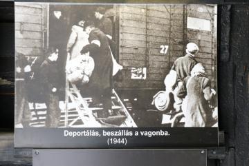 Élet Menete vagonkiállítás 19