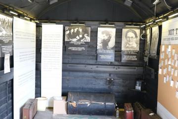 Élet Menete vagonkiállítás 21