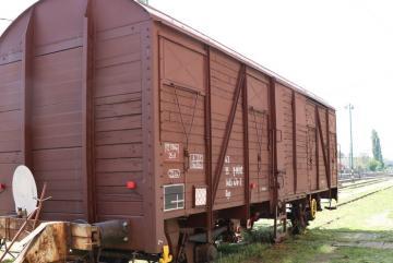 Élet Menete vagonkiállítás 24