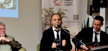 Hangraforgó Klub Szörényi 32