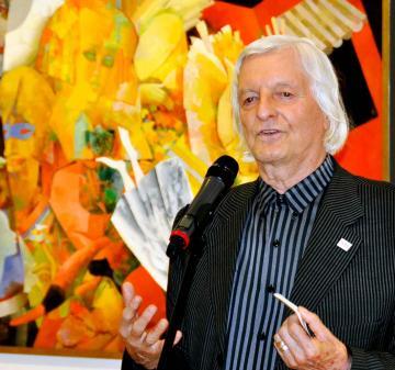 Duncsák Attila kiállítása 032 - Fekete György