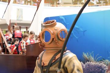 A tenger világa - Interaktív kiállítás 04