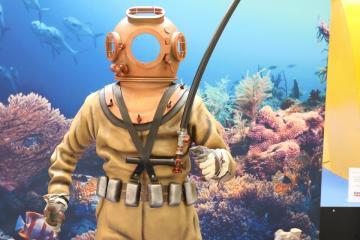 A tenger világa - Interaktív kiállítás 05