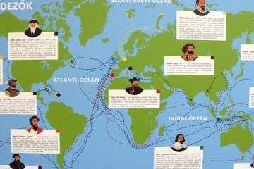 A tenger világa - Interaktív kiállítás 11