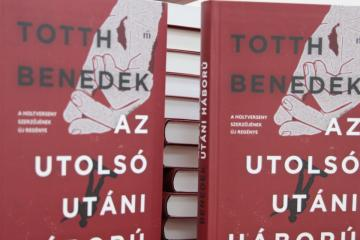 Totth Benedek könyvbemutató 01