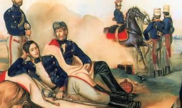 Than Mór: Károlyi huszárok