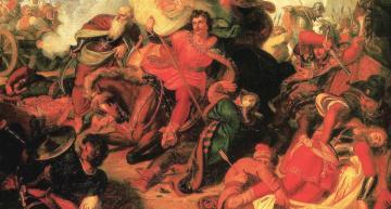 Than Mór: A mohácsi csata