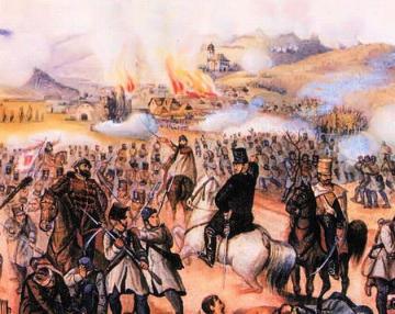 Than Mór: Az isaszegi csata