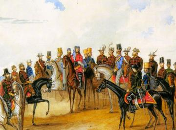 Than Mór: Görgei Artúr altábornagy és hadseregének tisztikara