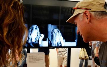 Maurer Dóra kiállítás 16