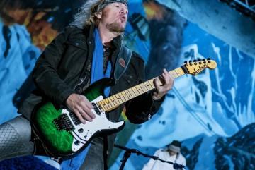Iron Maiden VOLT Fesztivál 04