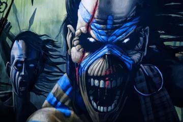 Iron Maiden VOLT Fesztivál 07