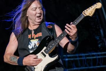 Iron Maiden VOLT Fesztivál 11