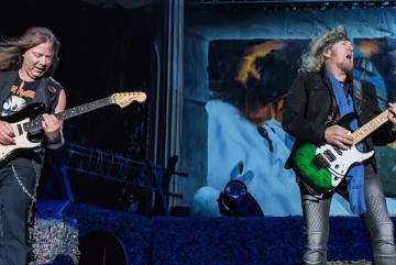 Iron Maiden VOLT Fesztivál 12