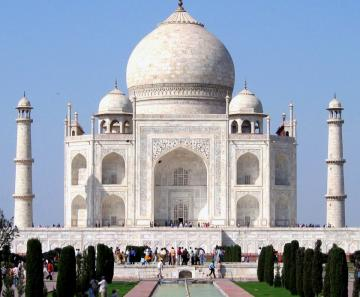 Az indiai Tádzs Mahal