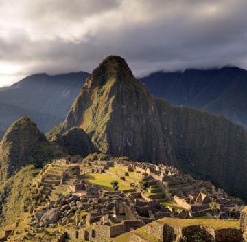 A perui Machu Picchu