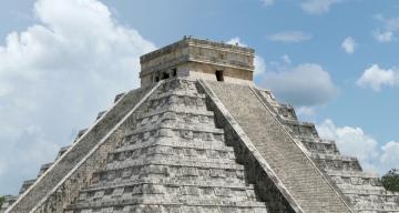 A mexikói Chichén Itzá